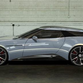 Alcraft GT Blue profile