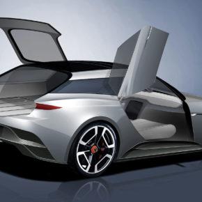 Alcraft GT doors