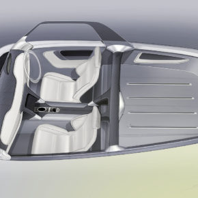 Alcraft GT interior basic render