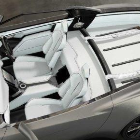 Alcraft GT interior back