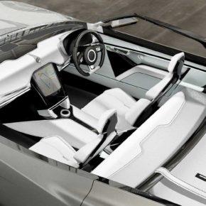 Alcraft GT interior front