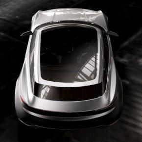 Alcraft GT Silver rear